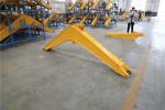 Excavator  Boom arm construction machinery part