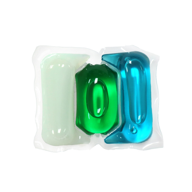 Hot products 3 in 1 15g factory wholesale detergent pods/ laundry detergent pods capsules in-washing beads for washing clothes
