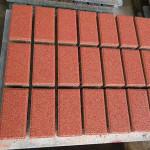 Permeable brick urban road permeable brick landscape road permeable brick not water
