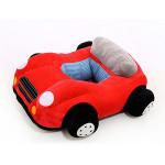 Plush car shape 70cm very cool baby sofa chair