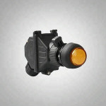 Waterproof explosion-proof IIC IP65 LED signal lamp light