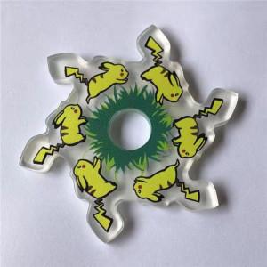 Acrylic Fingertip Gyroscopes