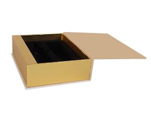 cosmetic packaging folding rigid box