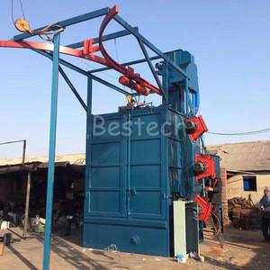 Hang Shot Blast Machine/ sand blasting machine/ shot blast cleaning machine