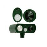 Outdoor Eco-friendly Ultrasonic Solar Animal Pest Control Repeller