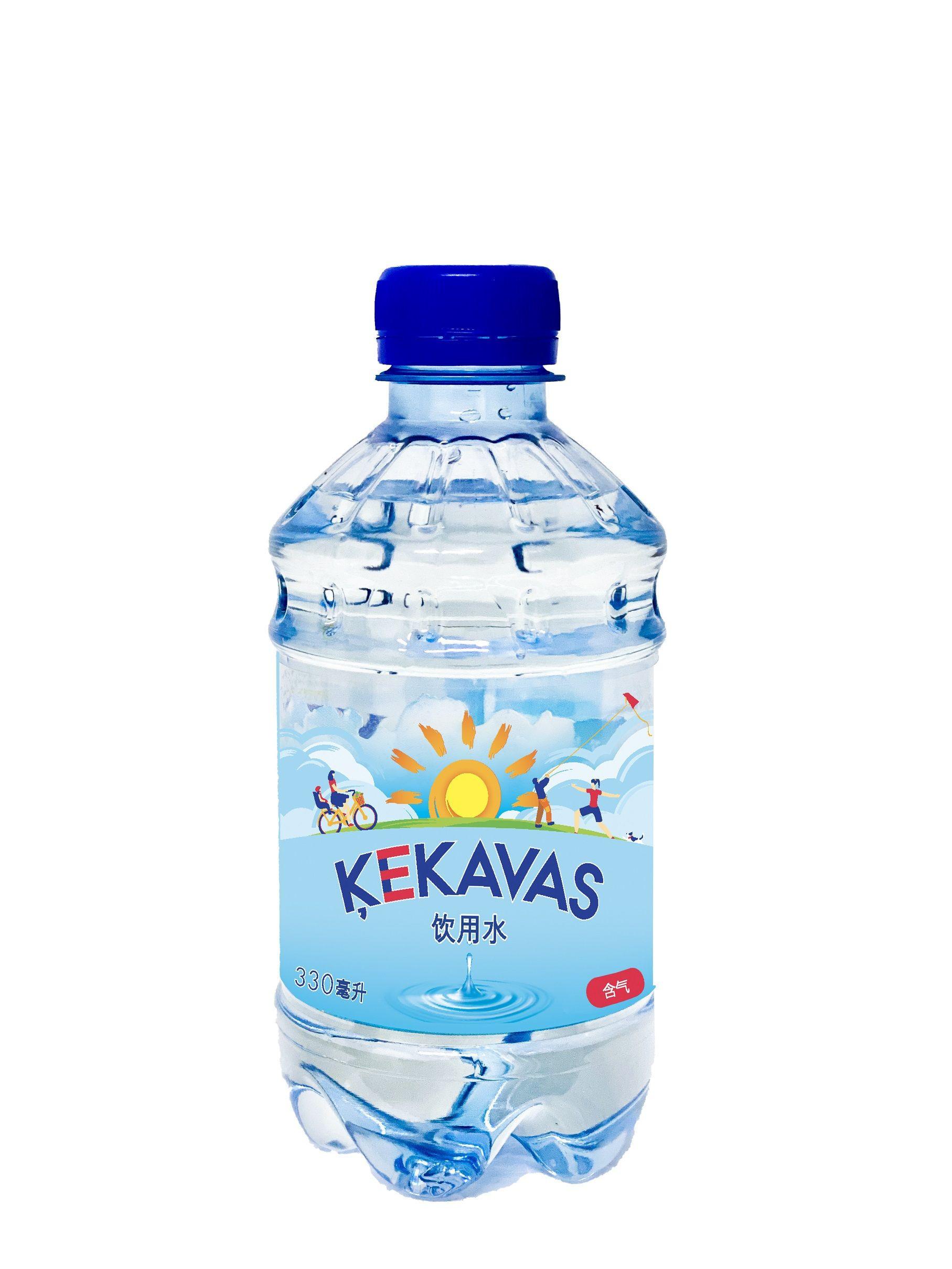Natural Artesian Water Kekavas 330ml PET