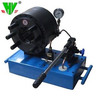 Custom Steam Turbine Generator Parts & Accessories Hydraulic Hose Crimping Machine