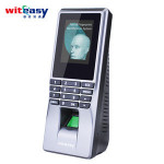 RFID TCP IP WAN with keypad access control system device with fingerprint scanner M8