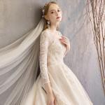 W29 Bride Outdoor Wedding Dress Party Night Dresses