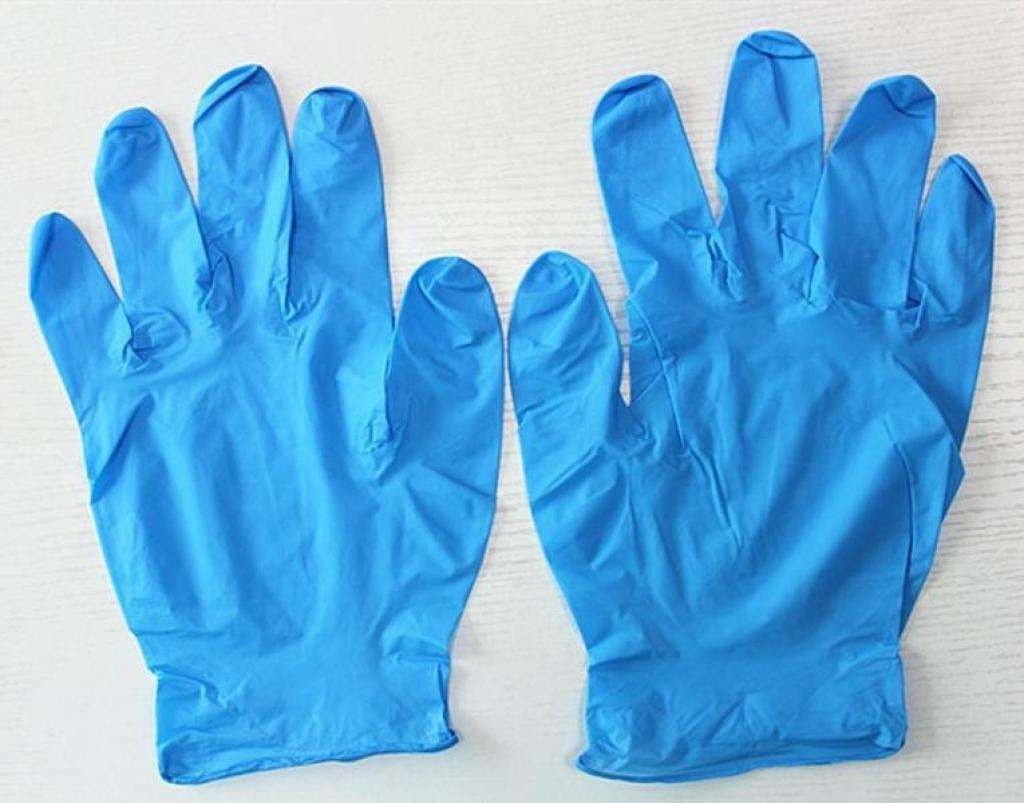 Disposable Powder free Nitrile Gloves Cheap Nitrile Gloves