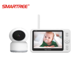 2020 latest 5 inch 1080P HD Baby monitor, baby monitor camera factory. baby monitor manufacturer