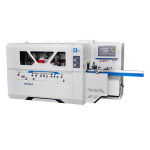 Automatic Wood Door Four Side Planer And Moulder For Sale