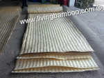 BAMBOO WOVEN PANEL NATURAL MATERIAL FOR CONSTRUCTION