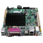 Intel original Desktop mini-itx motherboard  D525MW D525MWV with ATOM D525 and NM10 LVDS fanless