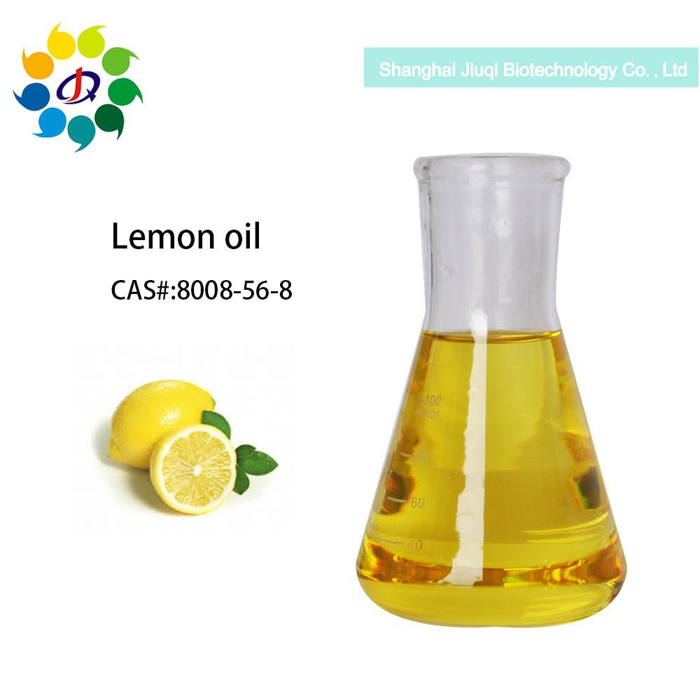 Natural Flavour&FragranceCAS#8008-56-8 174KG/Drum Lemon oil