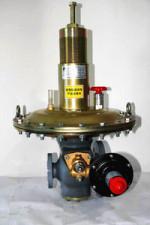 T Series spring loaded direct acting high pressure outlet gas regulator shut off valve 20 bar 6 bar 3000mbar 10000 flow