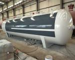 wholesale 40000L 20tons pressure vessel gas LPG storage tank price