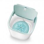 Amazon Hot Sale 18W Strong Power Kids Turbo Portable Washer Washing Machine Mini Lavadora with Bucket