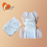 high quality famous brand grade A non-woven fabric and magic tapes sleepy disposable baby diaper/nappies manufacturer in China