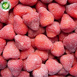 IQF Import greenhouse fruit frozen calibrated strawberry for specifications price per ton
