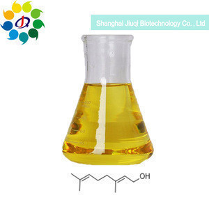 Synthetic Flavour and Fragrance 99.52%CAS#106-24-1Geraniol