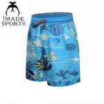 Printed Fishing Shorts man woman