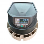 FMD-450-1 Automatic Coin Sorter Counter EURO with LCD display