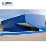 New design PVDF Spectrum Building construction materials Prices / ACM / ACP / Aluminium Composite panel