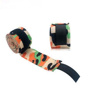 Wholesale MMA Custom Cotton Boxing equipment Muay Thai Hand Wraps