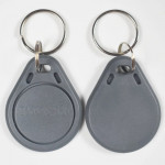 RFID Tag Key Fob Keyfobs Keychain Ring Token 125Khz Proximity ID Card Chip EM4100 TK4100 for Access Control Attendance