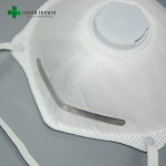 Without valve face masks disposable valved full face dust mask