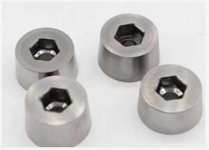 Hex Tungsten Carbide Nut Forming Die