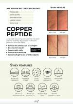 CLEF Copper Peptide Mask