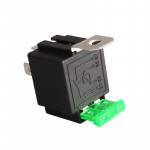 ATC Fuse 12V auto 30A 4 Pin car relay with Metal frame