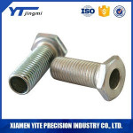 Custom Aluminium Machining Parts for Auto, Electronic, Mechanical Industry Featured Product