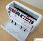 Small size counter rechargeable money counting machine