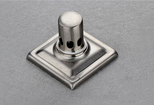 Condibe-VO2A stainless steel garage floor drain covers