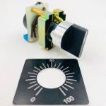 ECX2300 panel-mounted potentiometer