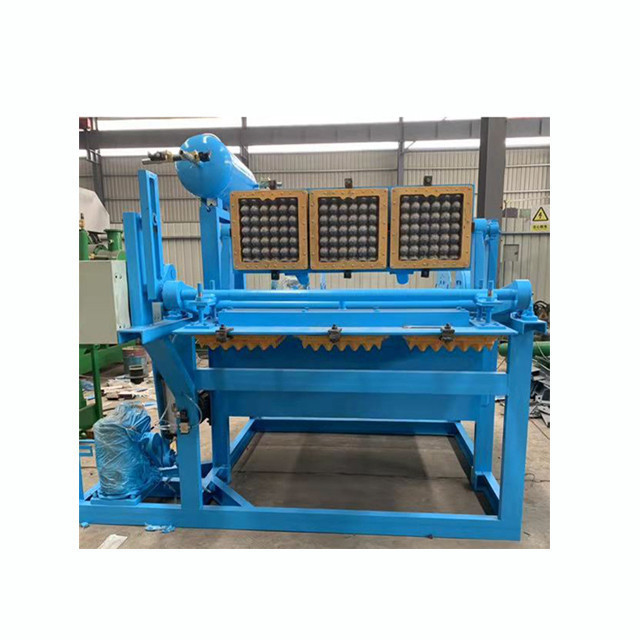 egg tray moulding machine/ Egg tray production line