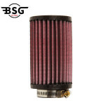 High performance round paper car air filter/air intake