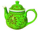 handpainted ceramic kettle royal gift ideas