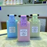 OEM Private Label Natural Body Wash 500ml Refreshing whitening Moisturizing mens body wash shower gel