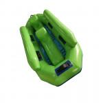 water slide Inflatable PVC tarpaulin raft drift boat river rowing  boat fishing