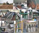 Electric cassava potato starch extraction machine corn starch processing machine price