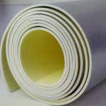 Heat insulation material polyethylene foam