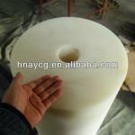 UHMW Polyethylene Plastic Large Sliding Bearing
