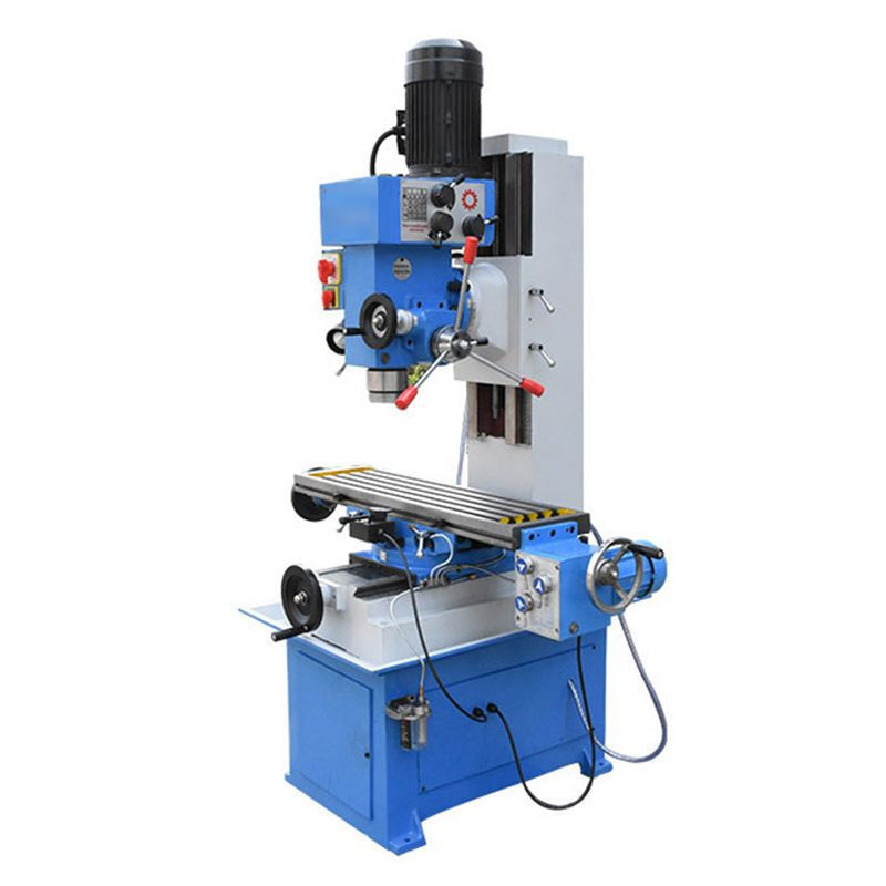 Mini Frame Multifunction Drilling and CNC Milling Machine Vertical