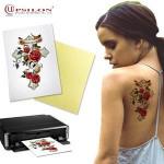 Design Inkjet Sticker Water Transfer Temporary Tattoo