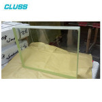 China Factory Price Leaded Medical X-Ray Lead Glass Door Inserts