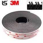 Die Cut 3M Dual Lock Self Adhesive Reclosable Fastener 3M Dual Lock Tape